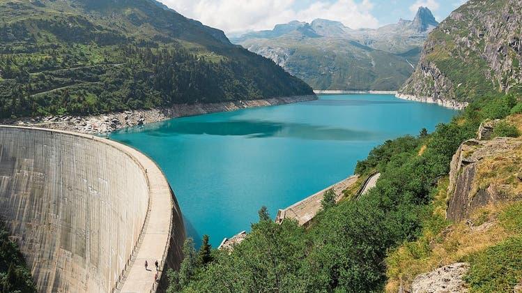 Ungenutztes Potenzial: Schweizer Bergseen stecken voller Methan