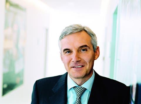 Urs Rohner 2007 als Chefjurist der CS.