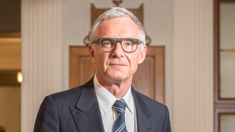 Zwiespältige Bilanz: Urs Rohner hinterlässt eine Bank mit vielen Baustellen. (Claudio Thoma)