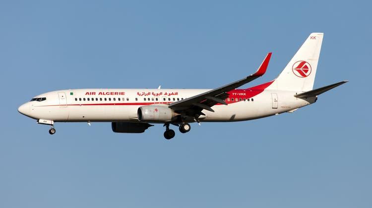 Verurteilte Algerier dürfen nur mit Linienflügen ausgeschafft werden. (Sopa Images)