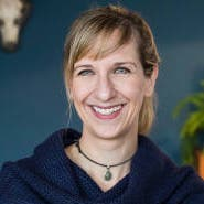 Sarah Hakenberg, Kabarettistin aus Ostwestfalen.