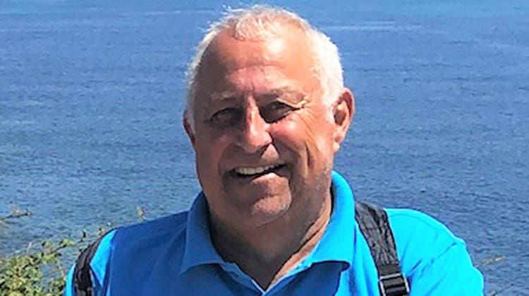 Rainer Max Winkenbach wurde 1954 geboren. (Bild: zvg)
