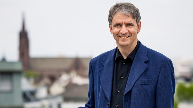 «Ich habe mich nicht an meinen Grundsatz gehalten, keine Prognosen zu stellen», sagt Kantonsarzt Thomas Steffen. (Kenneth Nars)