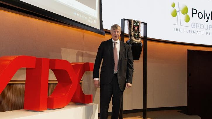 Frederik Paulsen jr, der Mehrheitsaktionär von Polypeptide, an der Schweizer Börse. (SIX)