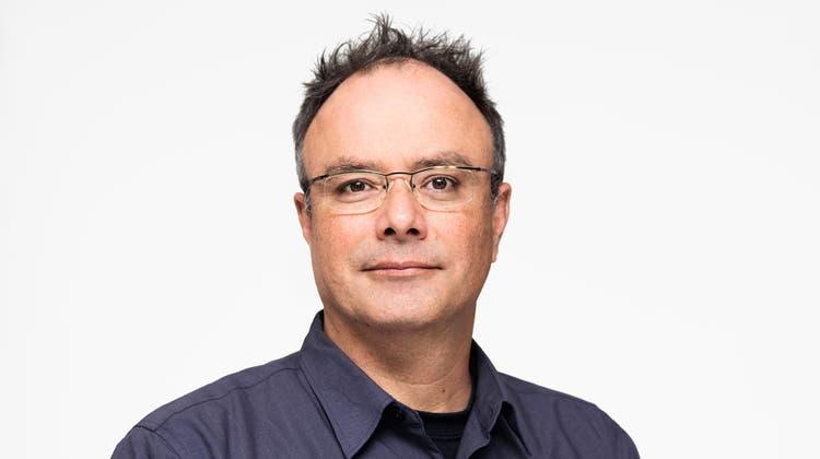 Christian Hug, ist Journalist und wohnt in Stans (Bild: PD)
