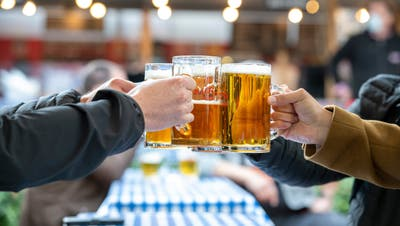Proscht! Wie viel Alkohol ist ok? (Bild: Alex Spichale/AGR)