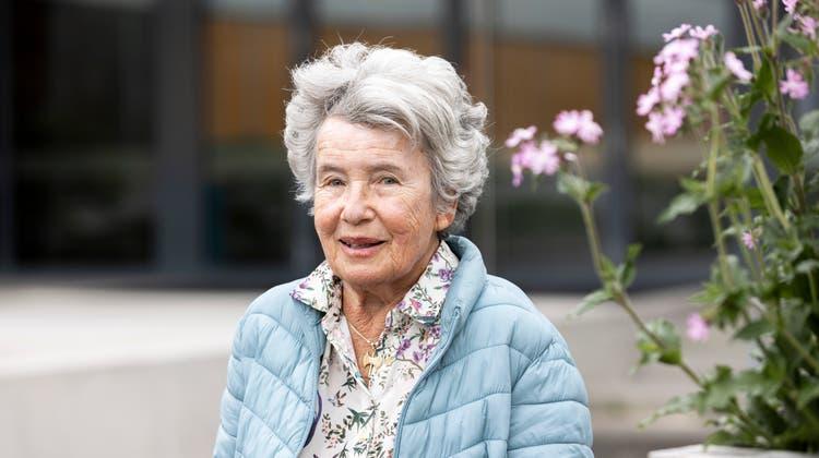 Agnes Hirschi entkam dank Carl Lutz der Deportation ins Konzentrationslager. (Severin Bigler)
