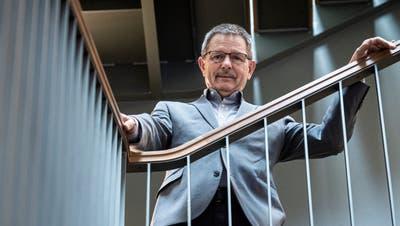 Hans Peter Schmid ist Leiter des Amtes für Bevölkerungsschutz und Armee des Kantons Thurgau. (Bild: Reto Martin)