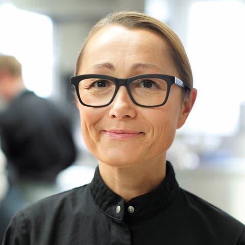 Tanja GranditsSterneköchin im Stucki in Basel