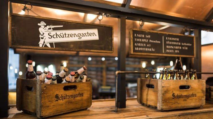 Brauerei Schützengarten (©Ennio Leanza)