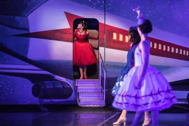 Das aktuelle Tanzstück Cinderella entfällt am 1. Mai.