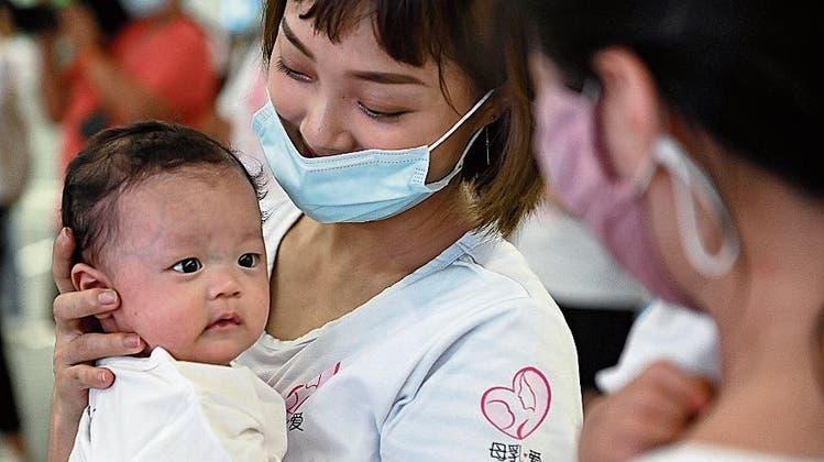 China schrumpft: Die Rache der Ein-Kind-Politik wird zur grössten Bedrohung für das Riesenreich
