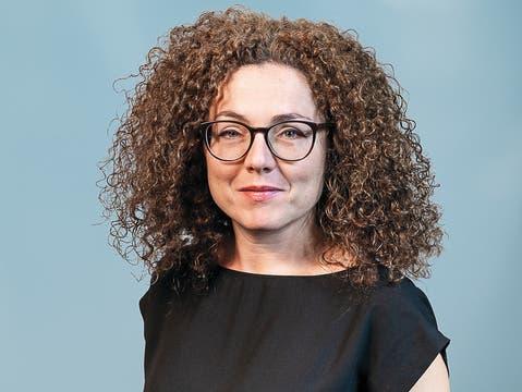 Neu im SP-Vorstand: Sonja Egger.