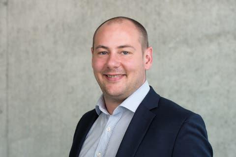 Umweltwissenschafter Yann Blumer.