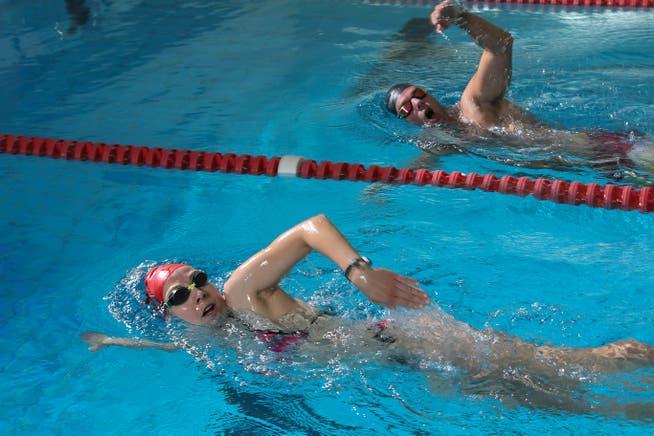 Schwimmen ist für Erwachsene ab kommenden Dienstag auch im Hallenbad Blumenwies in St.Gallen wieder möglich.