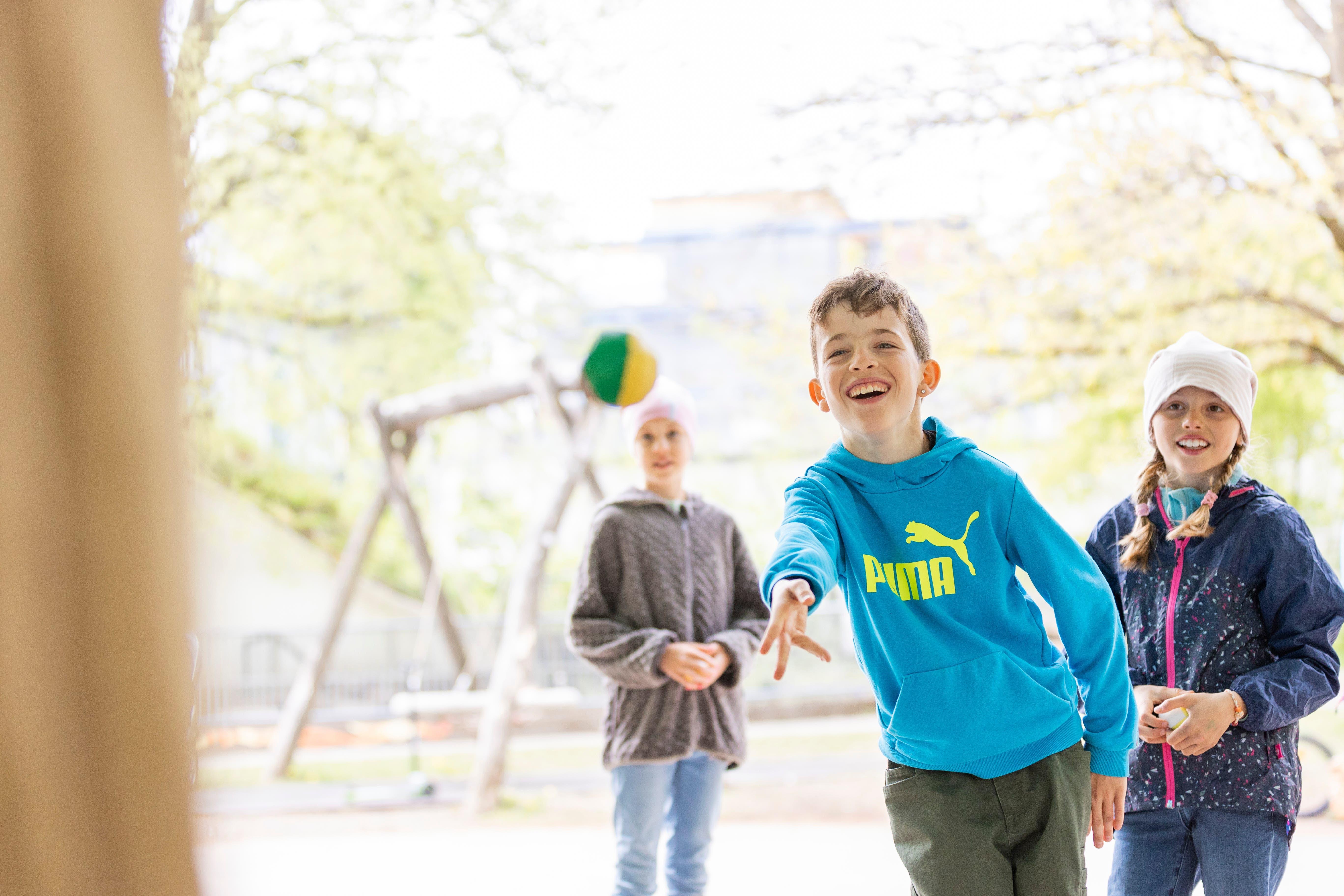 Insgesamt 32 Kinder zwischen 4 und 16 Jahren verbrachten eine Woche ihrer Frühlingsferien in der Dietiker Freizeitanlage Chrüzacher.