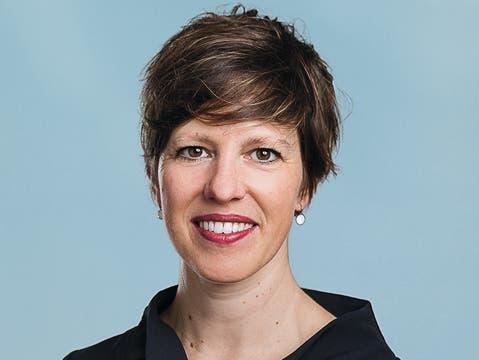 Neu im SP-Parteivorstand: Angelica Schmid.