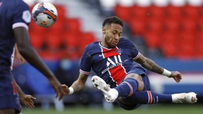 Zu wenige fokussiert? Für Superstar Neymar und Paris St. Germain zählt in erster Linie die Champions League. (Bild: Keystone)