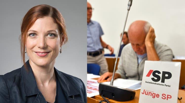 Die SP und Junge SP sind im Gemeindeparlament nach den Verlusten noch mit 9 statt 12 Sitzen vertreten. (Bruno Kissling)