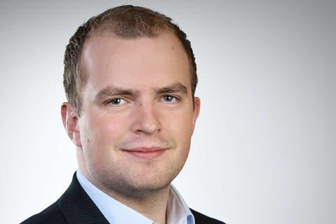Oskar Seger, Präsident der TCS-Regionalgruppe St.Gallen und Umgebung.