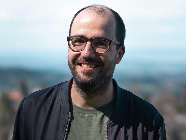 Christian Huber soll neuer Präsident der Grünen von Stadt und Region St.Gallen werden.
