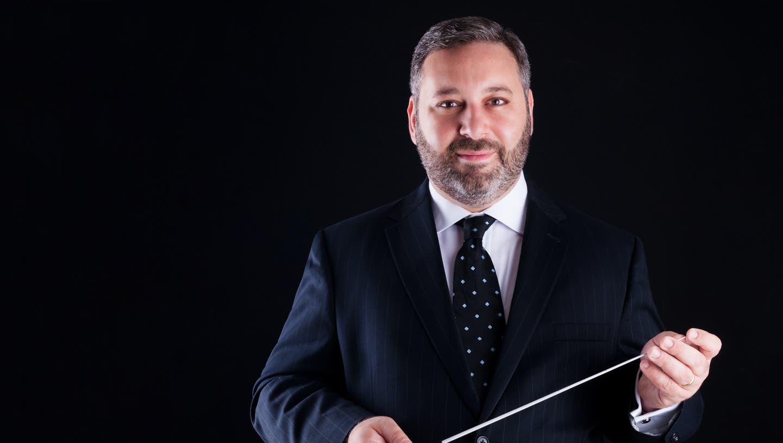 Redet Antonino Fogliani über die Klassikwelt, merkt man, wie modern dieser Dirigent ist. (Pietro Rocchetta Casadio)