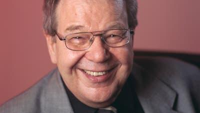 Guido Eugster vom legendären Trio Eugster verstarb kurz vor seinem 85. Geburtstag. (Keystone)