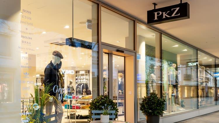 Der PKZ an der Badstrasse 15 im Zentrum Badens ist nach  mehrmonatigen Umbau bereit für die Eröffnung. (zvg)