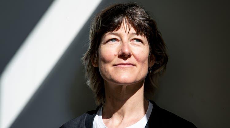 Die St.Galler Künstlerin Lika Nüssli. (Bild: Tobias Garcia)