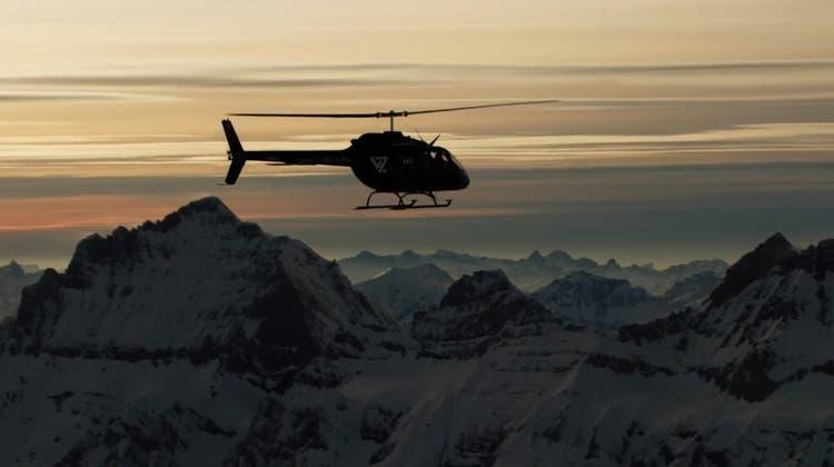 Nach mehrmonatiger Testphase: Warum ein Schweizer DJ-Duo im Helikopter (!) aufgelegt hat