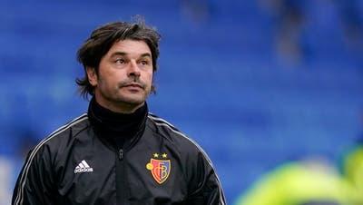 Seit Dienstagnachmittag nicht mehr Cheftrainer des FC Basel: Ciriaco Sforza. (freshfocus)