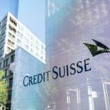 An der Wall Street in New York City hat die Credit Suisse in wenigen Tagen 4,4 Milliarden Franken verzockt. (Frank Franklin Ii / AP)
