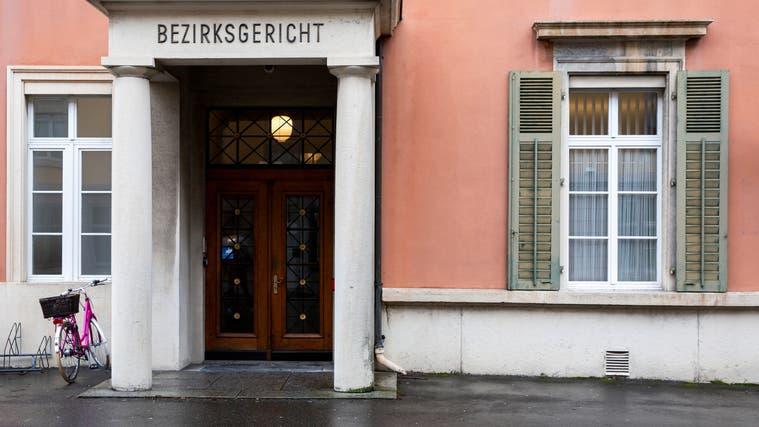 Schauplatz der Verhandlung: das Bezirksgericht Aarau. (Archivfoto: Severin Bigler)
