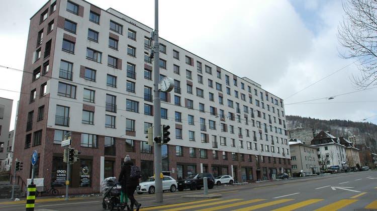 Höher, breiter, dichter: Verdichtung findet in Zürich längst statt, etwa an der Birmensdorferstrasse – doch nun werden die Spielregeln neu verhandelt. (Matthias Scharrer)