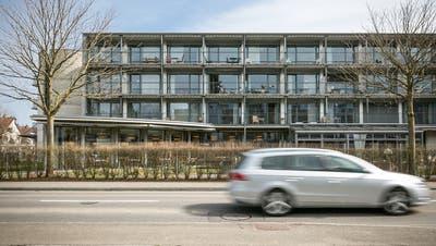 Die Haus Eigenamt AG betreibt das Pflegeheim in Lupfig. (Sandra Ardizzone)