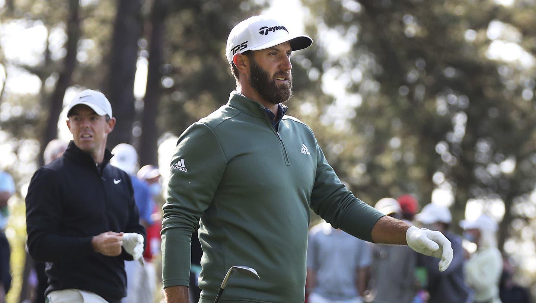Die erste Titelverteidigung seit 19 Jahren: Dustin Johnson möchte Tiger Woods beerben