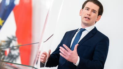 Bundeskanzler Sebastian Kurz steht wegen offengelegter Chatprotokolleunter Druck. (Georg Hochmuth / APA/APA)