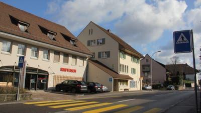 Blick auf die Oberdorfstrasse in Schinznach-Dorf: Zum überarbeiteten Budget findet eine Urnenabstimmung statt. (Bild: Claudia Meier (7. März 2020))