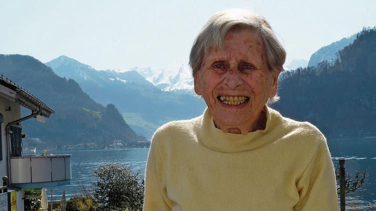 Hergiswilerin Gritli Boller wird 100