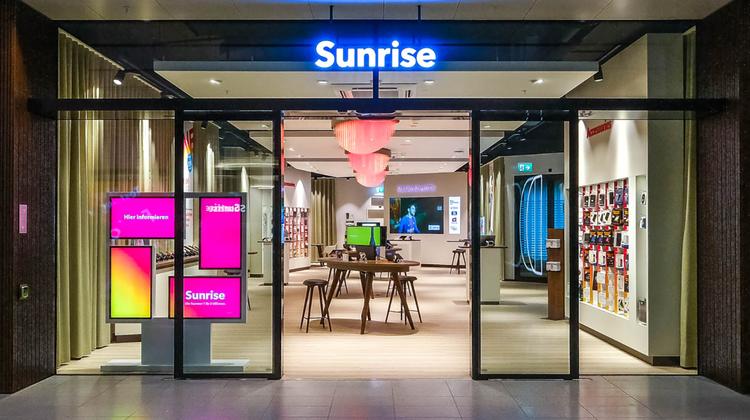 Sunrise hat Mühe mit der Lieferung von Geräten. (Sunrise)