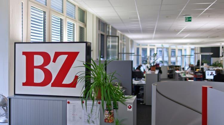 Die «Berner Zeitung» und der «Bund» legen ihre Regionalredaktionen zusammen. (Keystone)