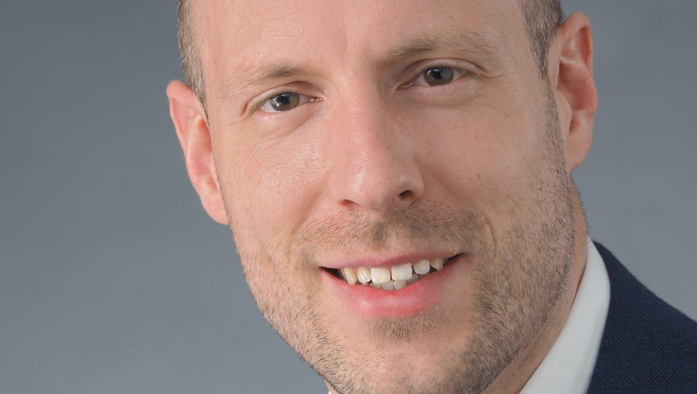 Raphael Borer-Mathys kandidiert in Holziken als parteiloser Gemeinderat. (Zvg / Aargauer Zeitung)