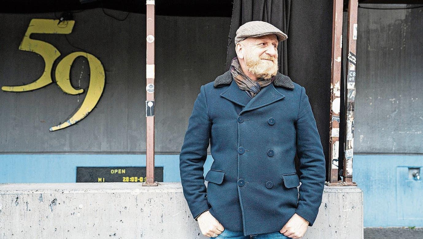 Franz Zemp blickt auf eine bewegte Zeit als Gassenseelsorger zurück. (Bild: Vera Rüttimann (Luzern, 18.März 2021))