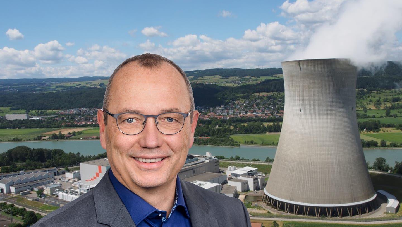 Das Kernkraftwerk Leibstadt erlebte 2020 einen historischen Moment. (Severin Bigler)