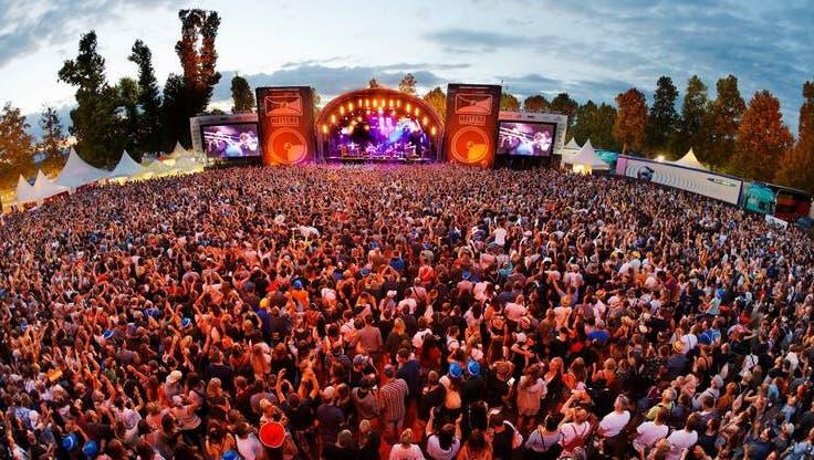 Sommer-Festivals: Findet das Heitere als einziges Gross-Openair statt?