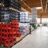 Der Getränkehandel kämpft mit Millionen von Litern ablaufender Getränke. (Alex Spichale / AGR)