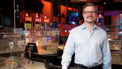 Michael Böni, der Geschäftsführer des Grand Casino Baden. (Alex Spichale)