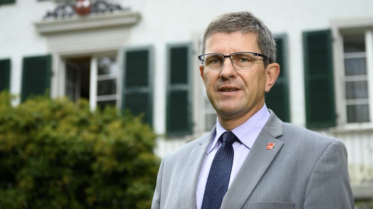Erich Fehr amtet seit 2011 als Bieler Stadtpräsident. Nun bewirbt er sich für einen Sitz in der Kantonsregierung. (Archivbild) (Keystone)