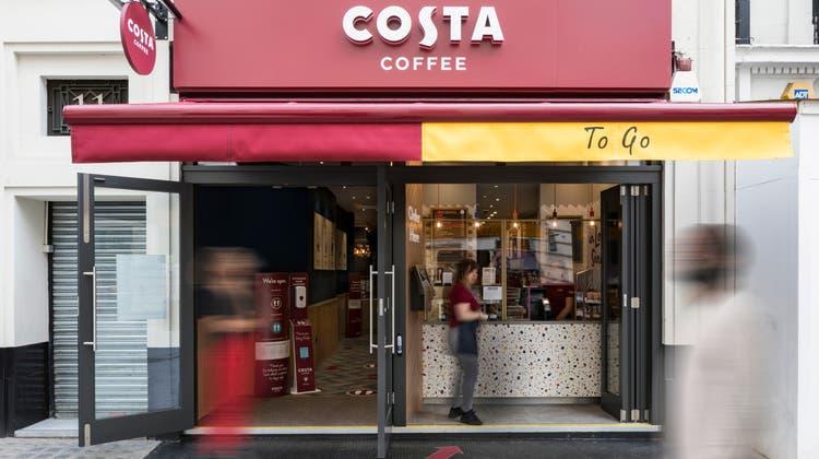 Costa Coffee kommt in die Schweiz. (Bild: Costa Coffee)