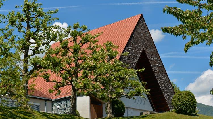 Markuskirche Bettlach (Oliver Menge / SZ)